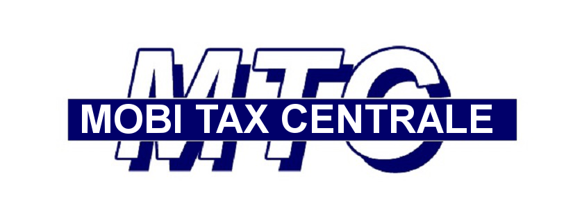 Mobi Tax Centrale Logo Den Bosch 's-Hertogenbosch Schiphol